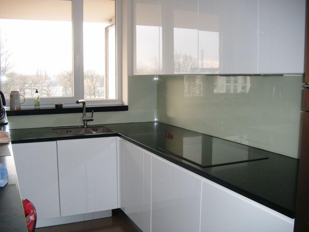 Najnowsze Panele szklane do kuchni backsplash.pl RZ17